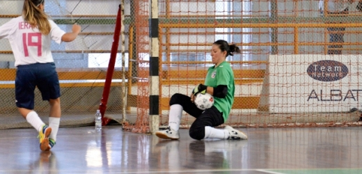 Calcio a 5 femminile, le Formiche vittime della Futsal P5