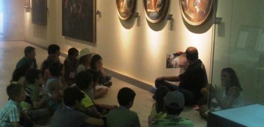"""""""A caccia dell'orso…. e altre storie per bambini"""" alla Galleria Bellomo"""