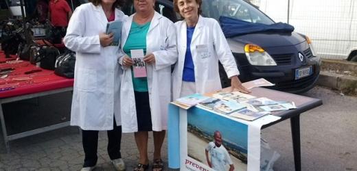 Campagna informativa per lo screening oncologico a Francofonte