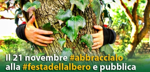 Venerdì 21 novembre Festa dell'Albero, appuntamenti a Siracusa e a Canicattini Bagni