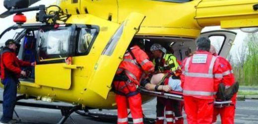 Vola con l'auto da un viadotto di 15 metri sull'autostrada Siracusa – Catania, grave una donna di 32 anni