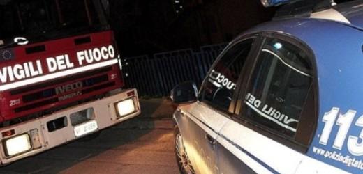 Incendio di natura dolosa distrugge nella notte una Volksvagen in via Menfi a Siracusa