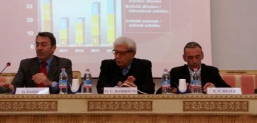 Presentato stamane il bilancio delle attività svolte dall'Isisc e il programma per il 2015, sono stati 69 i Paesi coinvolti