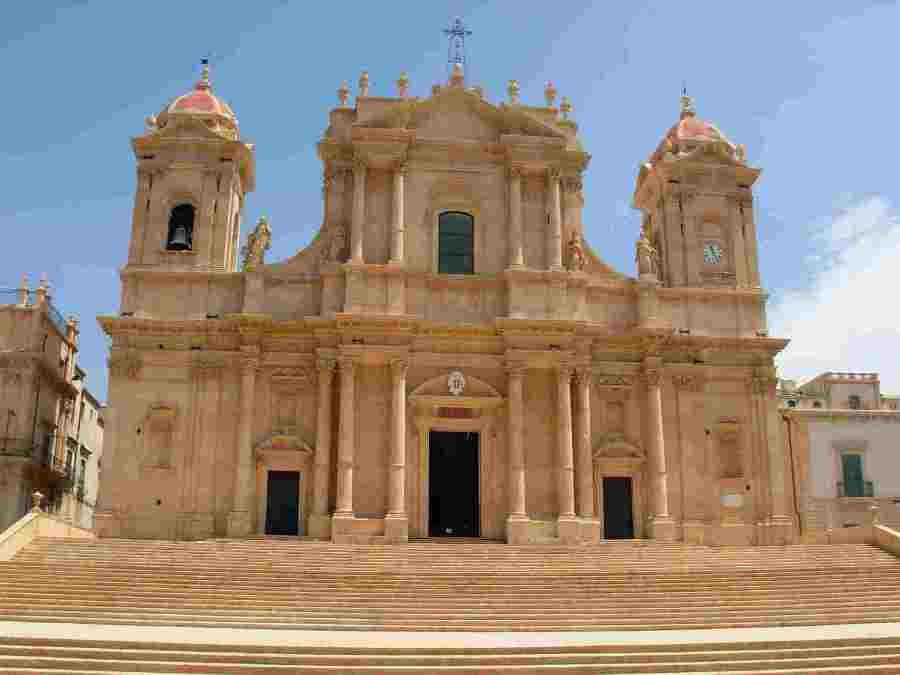La cattedrale di Noto