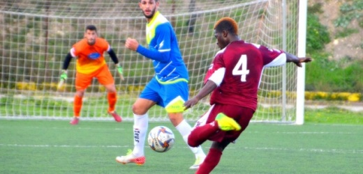 Il Noto battuto dai campani della Neapolis a 5′ dalla fine 0-1