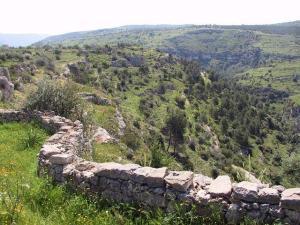 pantalica - panorama 1