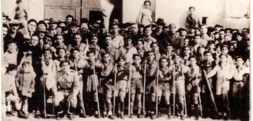 """Si presenta sabato a Canicattini il libro di Pippo Ruscica sulla storia dello """"scautismo"""" nella cittadina dal 1946 al 1972"""