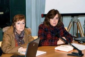 Beatrice Basile e Mariarita Sgarlata