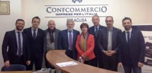 Sandro Romano riconfermato alla guida della Confcommercio siracusana