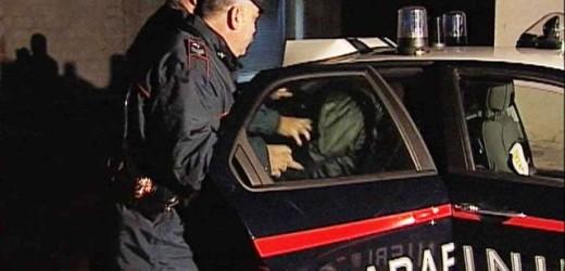 Arrestato dai Carabinieri di Cassibile per evasione dai domiciliari finisce in carcere