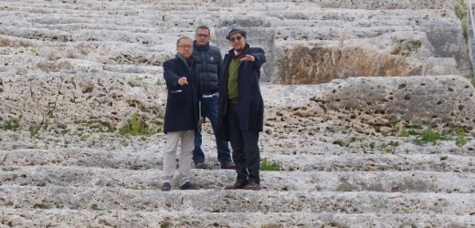 """Rappresentazioni classiche, in questi giorni a Siracusa il regista Federico Tiezzi che dirigerà """"Ifigenia in Aulide"""""""