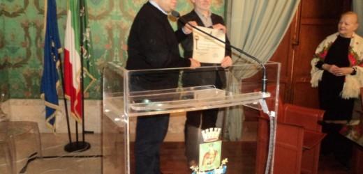 Conferita stamane a Siracusa la cittadinanza onoraria all'attivista bielorusso per i diritti umani Ales Bialiatski