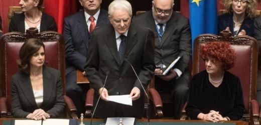 Il presidente della Repubblica Mattarella si è insediato: lavoro, giovani, unità, lotta alle mafie e alla corruzione nel suo discorso