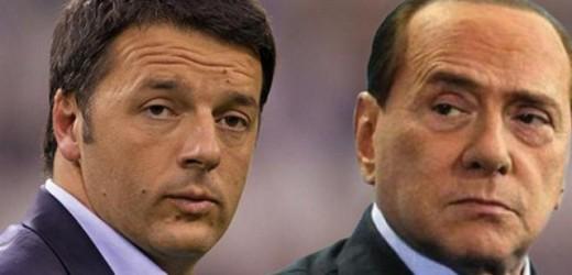 Meglio Renzi o Berlusconi? A sentire Landini…