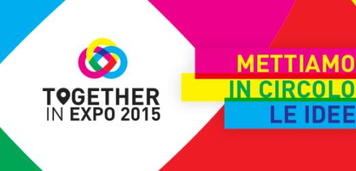 """""""TogetherExpo2015"""", l'impegno degli studenti del """"Rizza"""" per turismo sostebile, ambiente e alimentazione bio"""