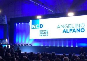 Angelino Alfano, NCD