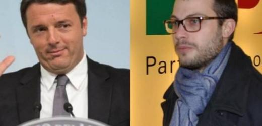 Fausto Raciti e Matteo Renzi: un plurale ed un singolare