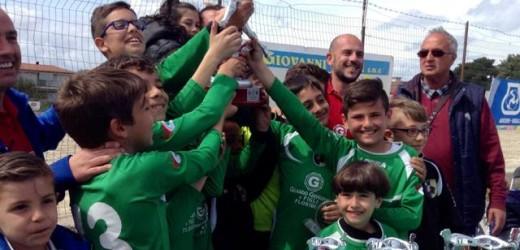 """Conclusa la prima edizione del torneo """"Guardo e Figli Cup"""" con circa 800 bambini che vi hanno preso parte"""