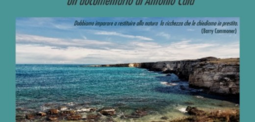 """Si proietta domenica a Canicattini Bagni il documentario di Antonio Caia """"Plemmirio, l'ultima costa"""""""