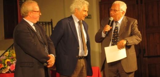 """Premio di giornalismo """"Vitaliano Brancati"""" assegnato ieri sera a Pachino a Corradino Mineo e Tonia Cartolano"""