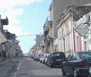 Via Vittorio Emanuele - Canicattini B.