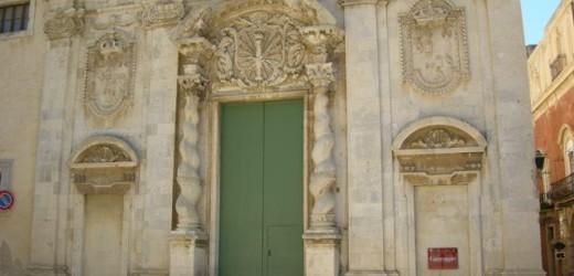 Si inaugura martedì la rampa d'accesso nella chiesa di Santa Lucia alla Badia a Siracusa