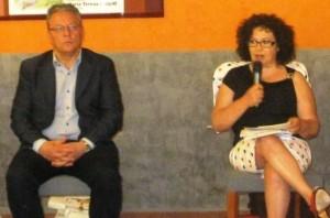 Paolo Amenta e Lucia Lombardo