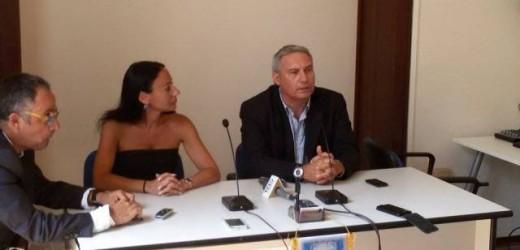 Siracusa calcio, presentato questa mattina il nuovo tecnico Lorenzo Alacqua, suo vice sarà Gianluca Cristaldi