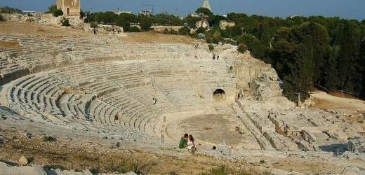 Notorietà dei teatri antichi, il Teatro Greco di Siracusa secondo dopo l'Arena di Verona in un sondaggio di Demopolis