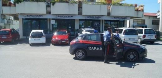 Nel dicembre scorso rapinarono una banca a Rimini, arrestati questa mattina dai Carabinieri un carlentinese ed un lentinese