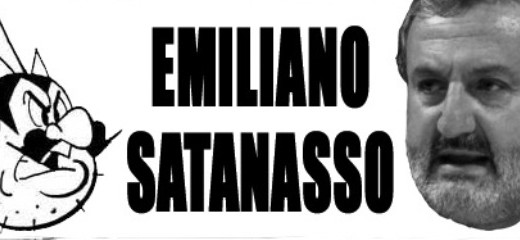 "Quel ""culone satanasso"" di Emiliano ed i Cinque Stelle"