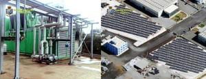 Impianti biomasse e fotovoltaico