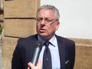 Il vice presidente di AnciSicilia, Amenta