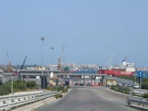 Il porto di Augusta