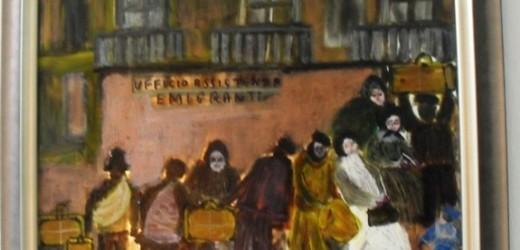 I quadri di Silvana Mangiafico Bordonaro ad ottobre esposti ad Hartford nel Connecticut