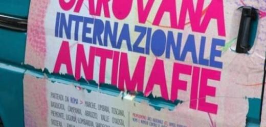 """La Carovana Antimafie 2015 mercoledi a Canicattini Bagni e a Siracusa per parlare di """"periferie al centro"""""""