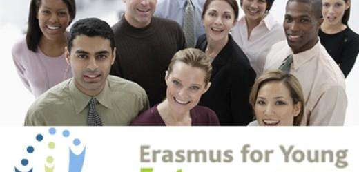 """Si presenta martedì a Siracusa """"Eye you enter in Europa 2"""", un programma Erasmus per giovani imprenditori"""