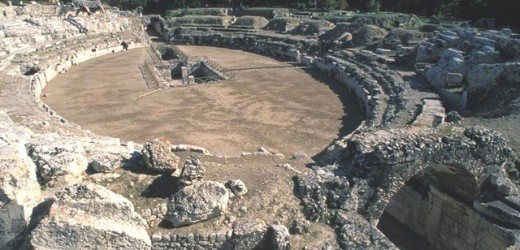 Riapre giovedi dopo i lavori di restauro l'Anfiteatro Romano di Siracusa, martedì la presentazione