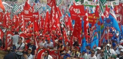 Cgil – Cisl – Uil martedì in piazza davanti alla Prefettura per chiedere la modifica della legge Fornero sulle pensioni