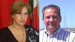Simona Princiotta e Alberto Palestro