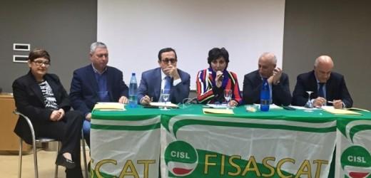 La siracusana Vera Carasi eletta nella segreteria regionale della Fisascat Cisl Sicilia