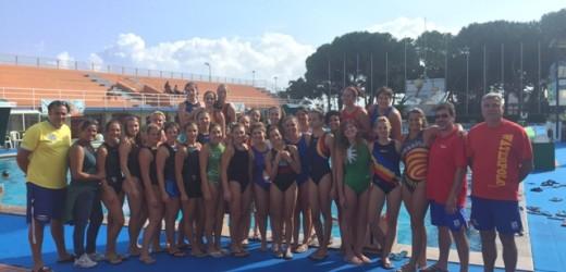 Si è conclusa la settimana di allenamenti a Siracusa della nazionale rumena femminile under17