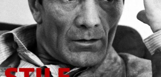 Stile Libero: omaggio a Pier Paolo Pasolini a 40 anni dalla morte. Domenica all'Arci di Siracusa