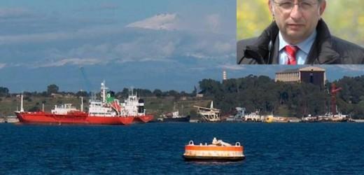 Vinciullo chiede ancora una volta a Crocetta il ritiro dell'atto di trasferimento dell'Autorità Portuale da Augusta a Catania
