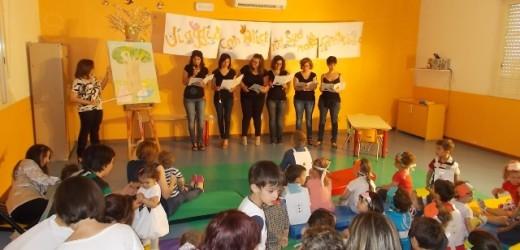 """""""Ti cuntu u Natali"""", recite, letture, canti e """"Ninnareddi"""" per i bambini dell'asilo nido di Canicattini Bagni"""