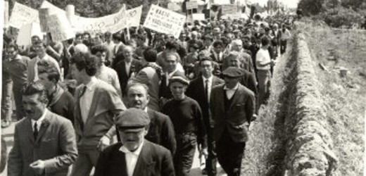 """Ricordati oggi i tragici e sanguinosi """"fatti di Avola"""" del 2 dicembre 1968 nel quale vennero uccisi due braccianti in lotta"""