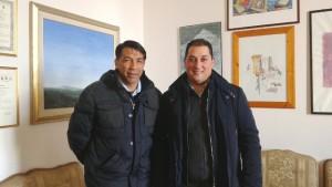 Giovanni Marcì e Paolo Monaco