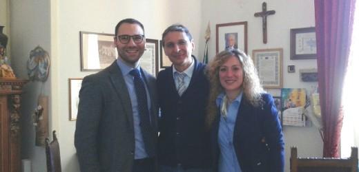 Palazzolo, avvicendamento in giunta, entrano Concetta Pirruccio e Luca Russo al posto di Ferla e Sandalo