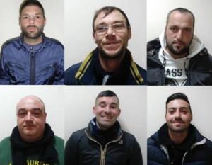 siracusa,arresti,bottaro-attanasio,polizia,squadra mobile,procura,