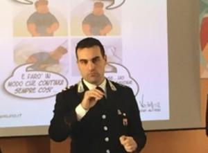 Il cap. Federico Alfonso Lombardi